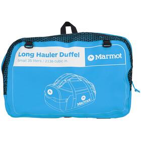 Marmot Long Hauler Borsone S, clear blue/dark steel